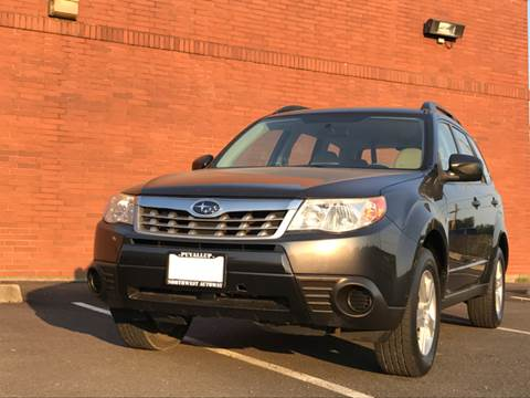 2012 Subaru Forester for sale in Puyallup, WA