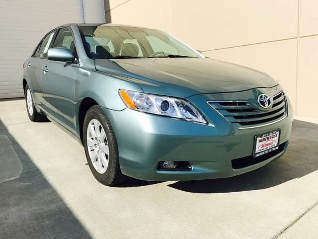 2007 Toyota Camry For Sale At NORTHWEST AUTOWAY In Puyallup WA
