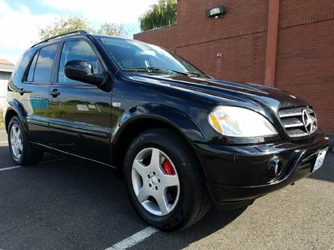 2000 Mercedes-Benz M-Class for sale in Puyallup, WA