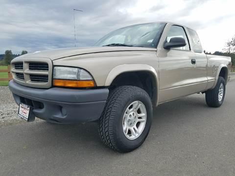 2003 Dodge Dakota for sale in Puyallup, WA