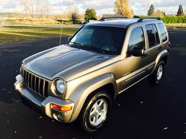 2003 Jeep Liberty Limited In Puyallup Wa Northwest Autoway