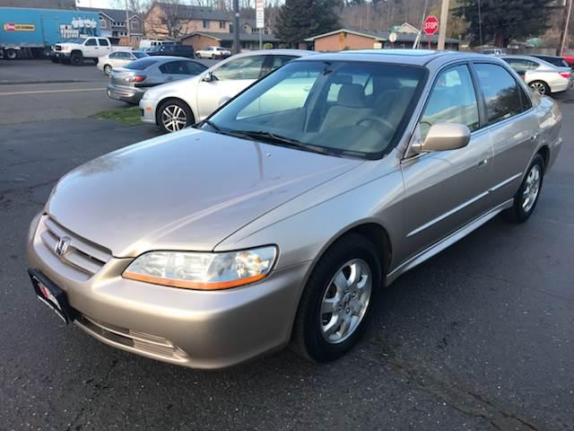 2002 Honda Accord For Sale >> 2002 Honda Accord Ex In Puyallup Wa Northwest Autoway