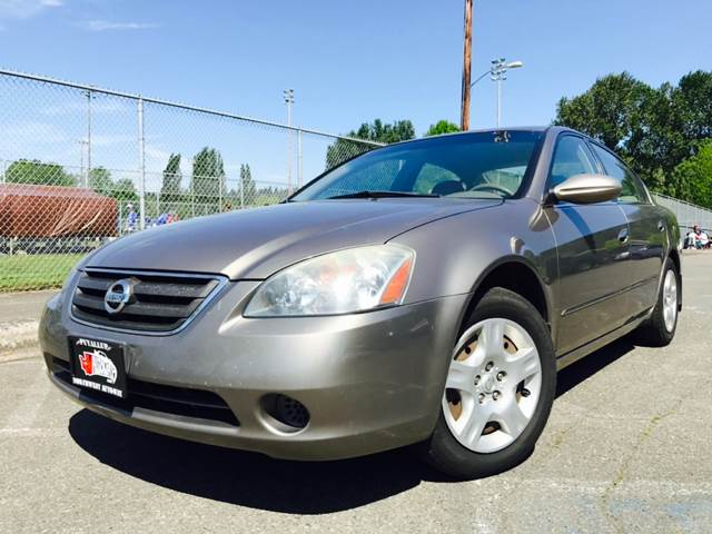 2004 Nissan Altima For Sale At NORTHWEST AUTOWAY   KENT In Kent WA
