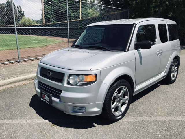 2007 Honda Element For Sale At NORTHWEST AUTOWAY   KENT In Kent WA