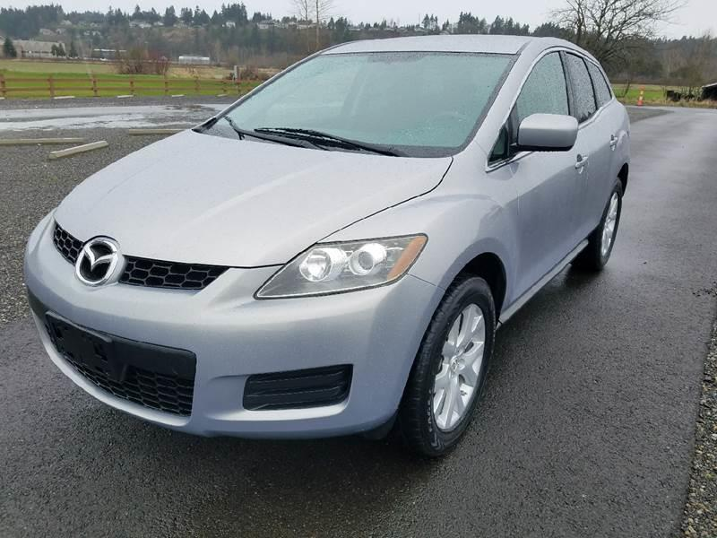 2007 Mazda CX 7 For Sale At NORTHWEST AUTOWAY In Puyallup WA