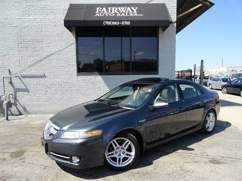 2007 Acura TL for sale in Melrose Park, IL