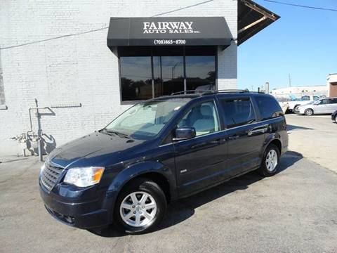2008 Chrysler Town and Country for sale in Melrose Park, IL
