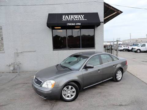 2006 Ford Five Hundred for sale in Melrose Park, IL