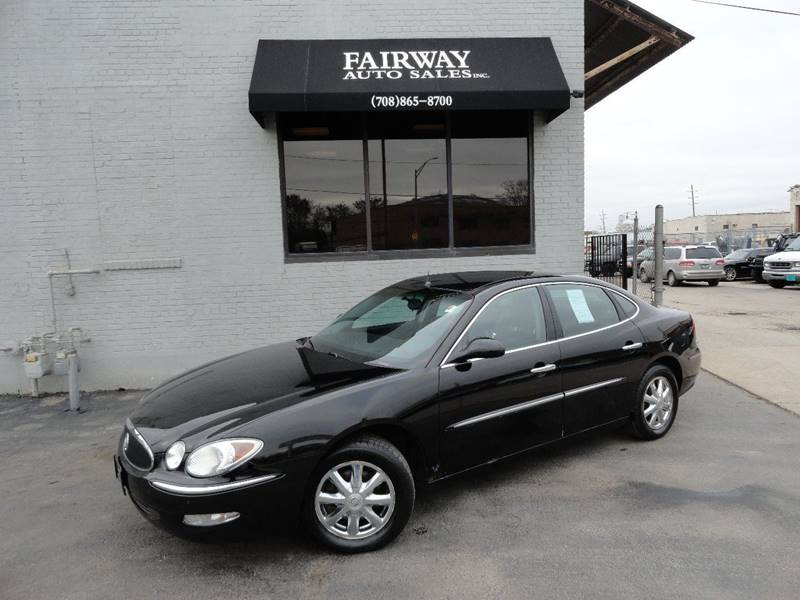 Used 2005 Buick LaCrosse for sale - Pricing