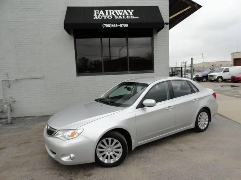 Fairway Auto Sales >> 2008 Subaru Impreza 2 5i In Melrose Park Il Fairway Auto Sales Inc