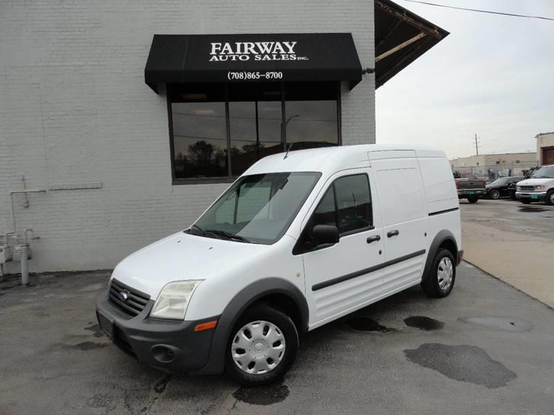 2010 Ford Transit Connect Cargo Van Xl In Melrose Park Il Fairway