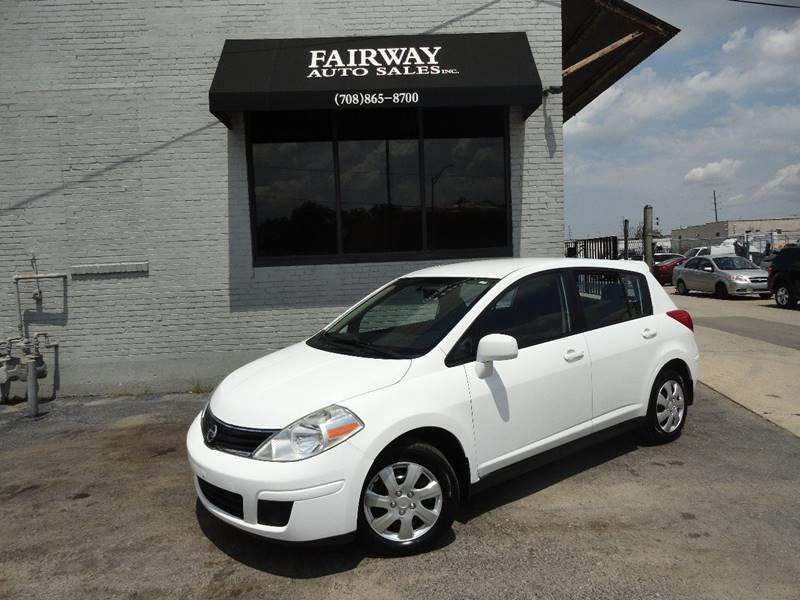 Fairway Auto Sales >> 2012 Nissan Versa 1 8 S In Melrose Park Il Fairway Auto Sales Inc