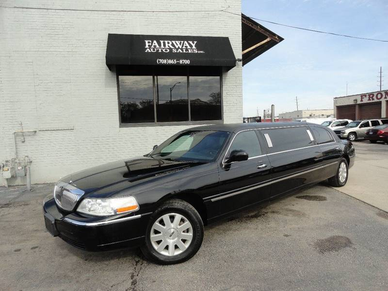 2003 Lincoln Town Car Executive In Melrose Park Il Fairway Auto