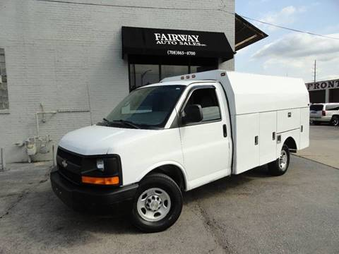 2005 Chevrolet Express Cutaway for sale in Melrose Park, IL