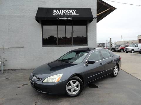 2004 Honda Accord for sale in Melrose Park, IL