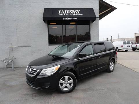 2009 Volkswagen Routan for sale in Melrose Park, IL