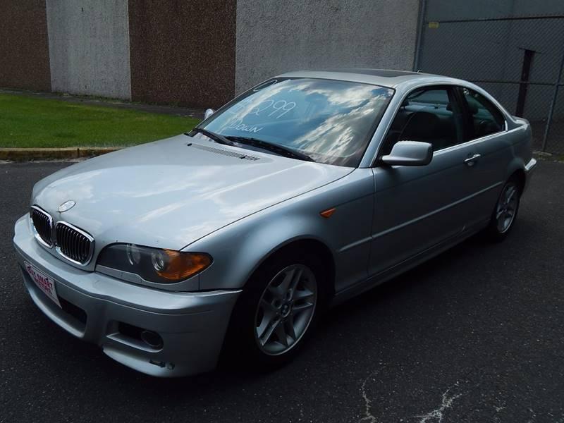 2004 Bmw 3 Series 325Ci 2dr Coupe In Trenton NJ - Buy Smart Motors LLC