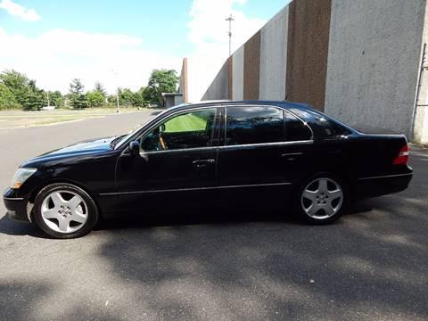 2005 Lexus LS 430