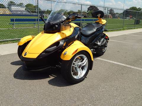2009 Can-Am SPIDER for sale in Trenton, NJ