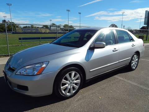 2007 Honda Accord for sale in Trenton, NJ