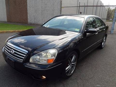 2006 Infiniti Q45 for sale in Trenton, NJ