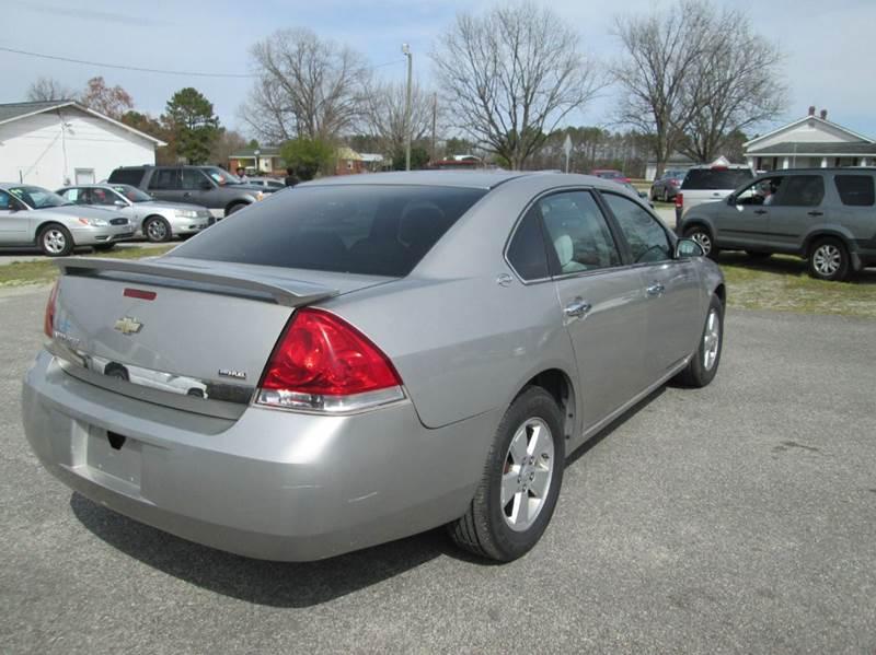 2008 Chevrolet Impala LT 4dr Sedan - Angier NC