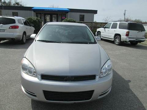 2008 Chevrolet Impala for sale in Angier, NC