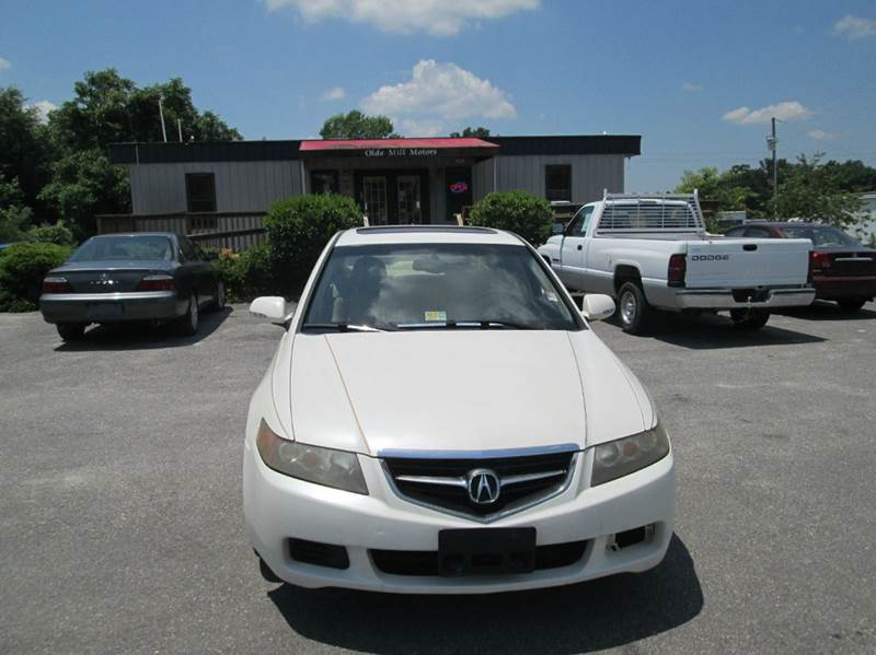 2004 Acura TSX 4dr Sedan - Angier NC