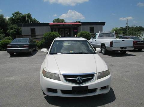 2004 Acura TSX for sale in Angier, NC