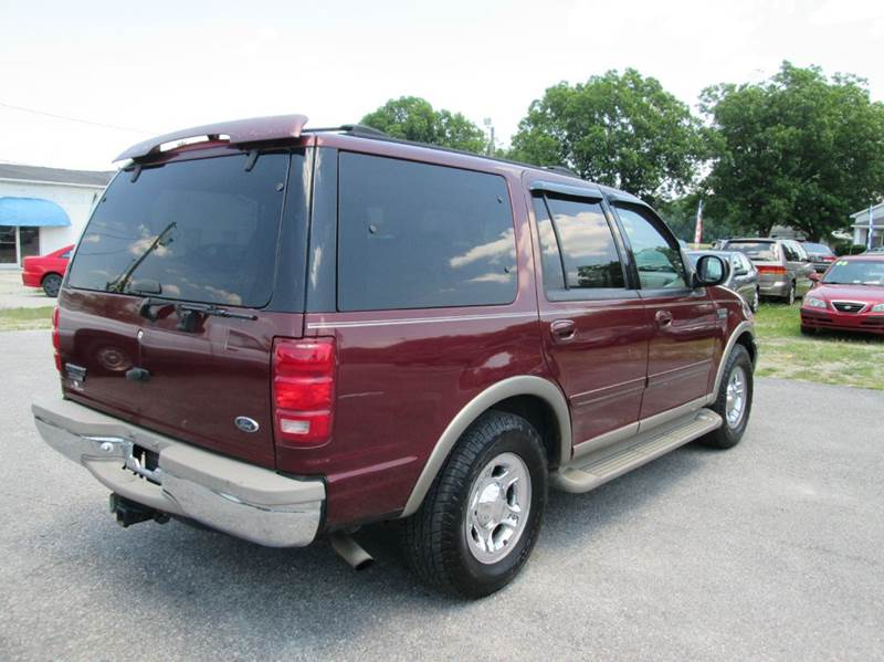 2001 Ford Expedition Eddie Bauer 2WD 4dr SUV - Angier NC