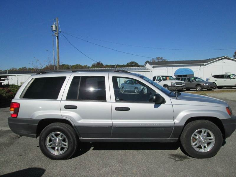 2004 jeep grand cherokee laredo 4dr suv in angier nc