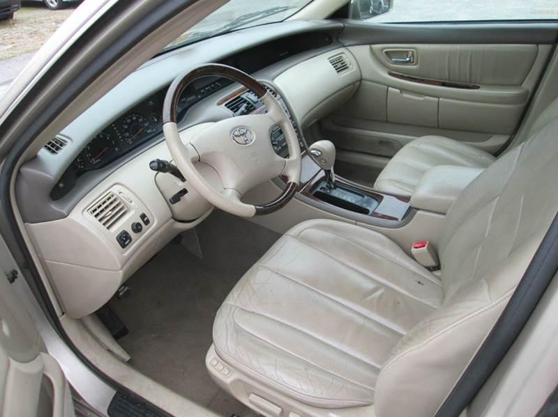2004 Toyota Avalon XLS 4dr Sedan w/Bucket Seats - Angier NC