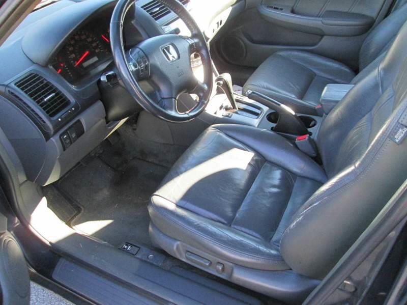 2004 Honda Accord EX V-6 4dr Sedan - Angier NC