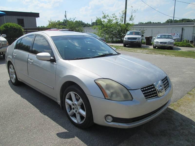 2006 Nissan Maxima 3.5 SE 4dr Sedan w/Automatic - Angier NC