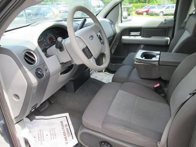 2004 Ford F-150 2dr Regular Cab XLT Rwd Styleside 6.5 ft. SB - Angier NC