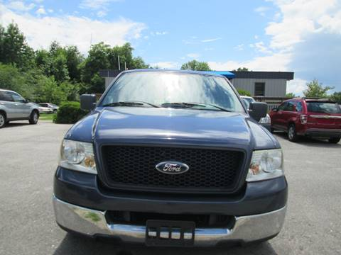 2004 Ford F-150 for sale in Angier, NC