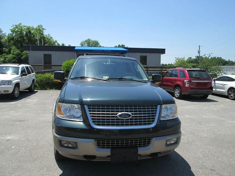 2004 Ford Expedition Eddie Bauer 4WD 4dr SUV - Angier NC