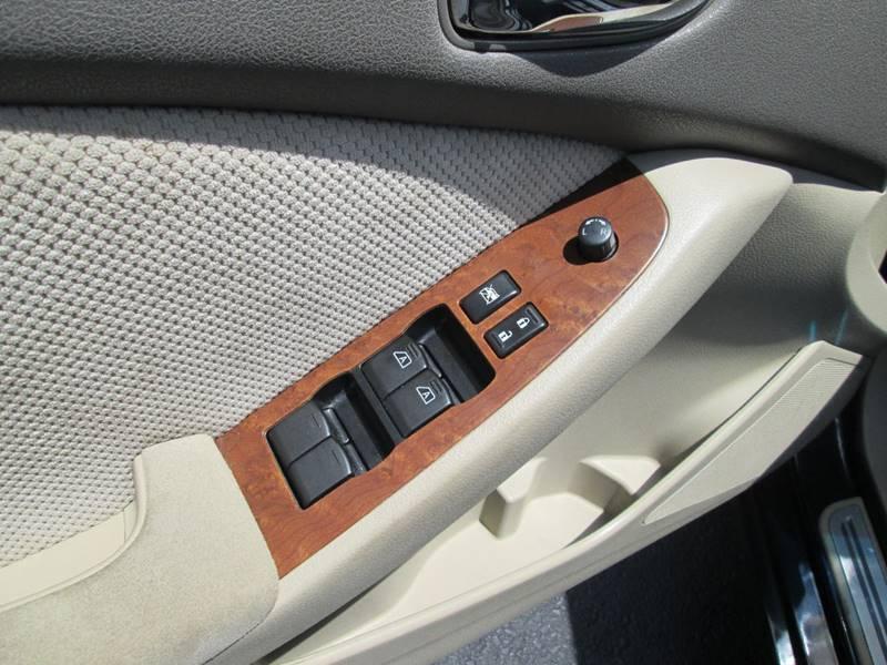 2008 Nissan Altima 2.5 S 4dr Sedan CVT - Angier NC