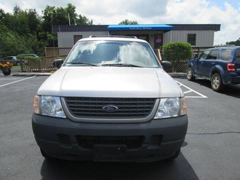 2004 Ford Explorer for sale in Angier, NC