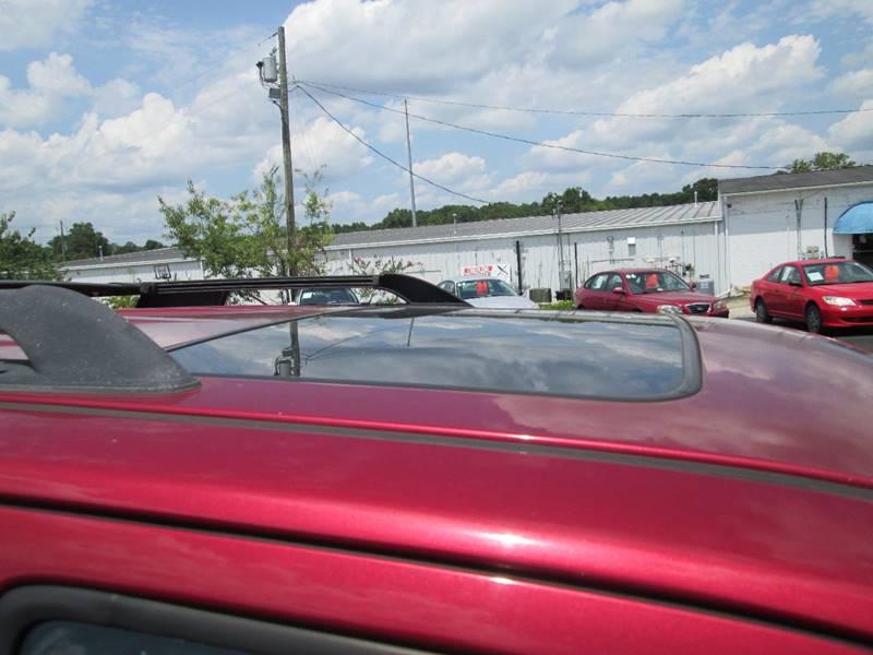2005 Mercury Mariner 4dr AWD SUV - Angier NC