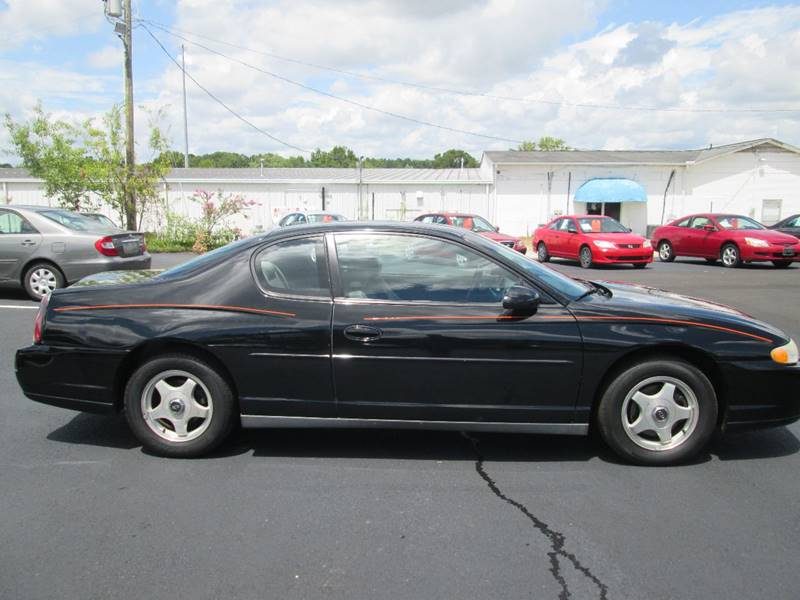 2004 Chevrolet Monte Carlo LS 2dr Coupe - Angier NC