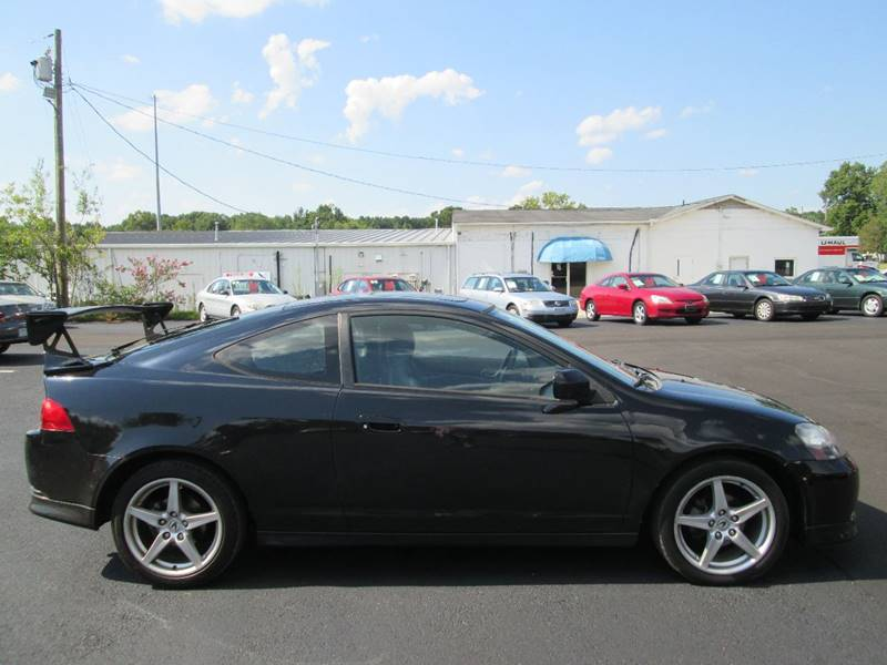 2006 Acura RSX 2dr Hatchback 5A w/Leather - Angier NC