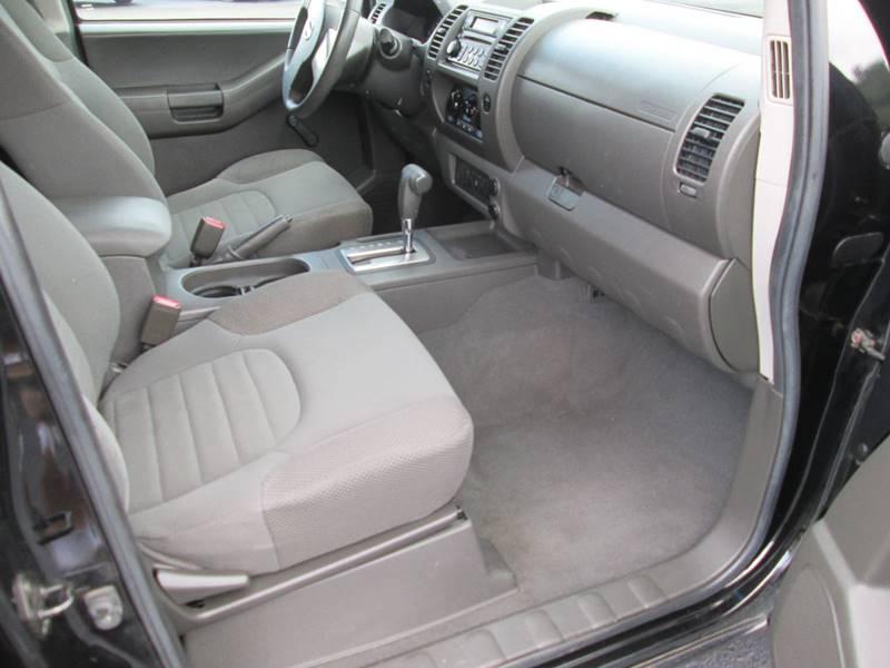 2007 Nissan Xterra X 4dr SUV (4L V6 5A) - Angier NC