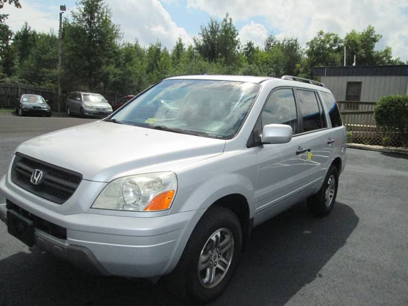 2003 Honda Pilot 4dr EX-L 4WD SUV w/ Leather - Angier NC