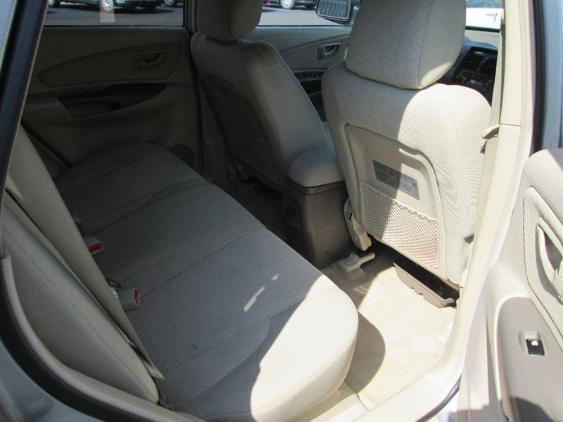 2007 Hyundai Tucson GLS 4dr SUV - Angier NC