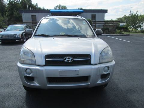 2007 Hyundai Tucson for sale in Angier, NC
