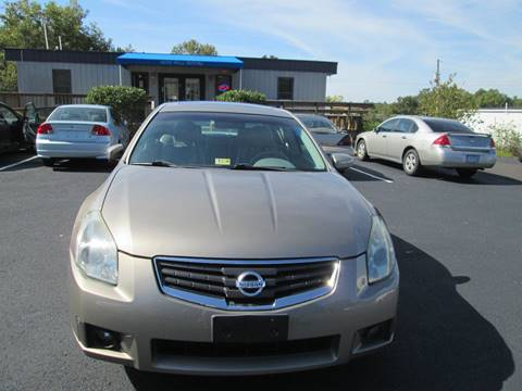2007 Nissan Maxima for sale in Angier, NC