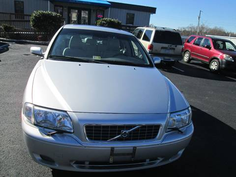 2006 Volvo S80 for sale at Olde Mill Motors in Angier NC