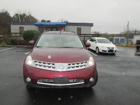 2006 Nissan Murano for sale at Olde Mill Motors in Angier NC