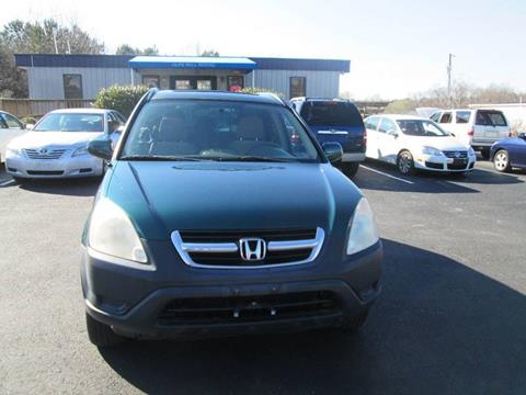 2003 Honda CR-V for sale at Olde Mill Motors in Angier NC
